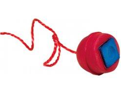 Červený gumený držiak na kriedu