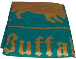 Krycia plachta Green Buffalo 12ft na snooker 460cm