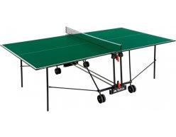 Stolný tenis Buffalo Basic indoor green