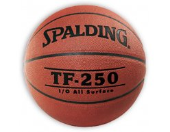 Basketbalová lopta Spalding 5 TF-250 indoor / outdoor