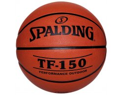 Basketbalová lopta Spalding Outdoor TF-150 vel. 6