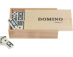Sada Domino Double 9 Thick