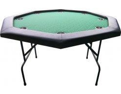 Pokrový skladací stôl Buffalo Octagon 120cm