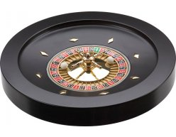 Ruleta koleso 36cm Black Wood