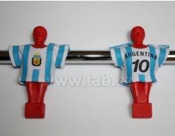 Dres ARGENTÍNA hráči na stolný futbal