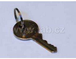 Kľúč k zámku od stolného futbalu Garlando
