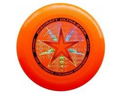 Frisbee Discraft Ultra Star Oranžová 175g