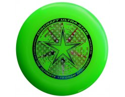 Frisbee Discraft Ultra Star Lime 175g