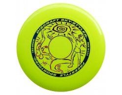Sky-Styler freestyle frisbee žltý 160g