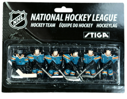 Hokej STIGA hráči NHL San Jose Sharks