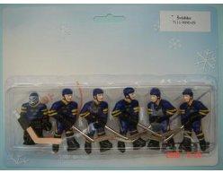 Hokej STIGA hráči národný tím Švédsko maľovaný