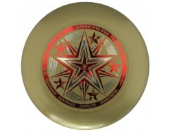 Frisbee UltiPro Five Star Zlatá 175g