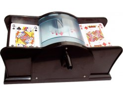 Miešačka kariet Buffalo Manual