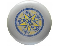Frisbee UltiPro Five Star Sivá 175g