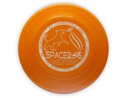 SPACE DOG 235 ORANGE frisbee disk pre psov