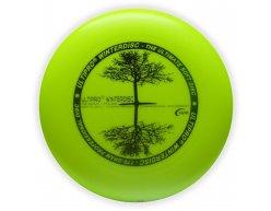 Frisbee UltiPro Winter Žlto Zelená 175g