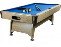 Biliardový stol Radley Texas 8ft Blue