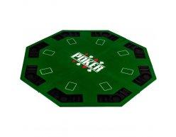 Poker podložka GAMEBOARD skladacia zelená
