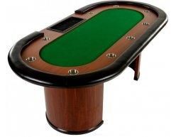 Pokrový stôl ROYAL XXL zelený
