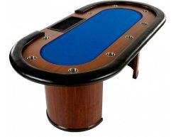 Pokrový stôl ROYAL XXL modrý