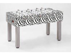Stolný futbal GARLANDO Exclusive Animal Zebra