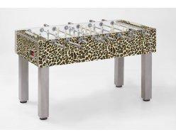 Stolný futbal GARLANDO Exclusive Animal Leopard