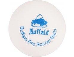 Loptička Buffalo Pro Soccer Biela 1ks