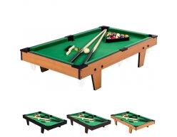 Mini biliardový stôl POOLER WD 92x52