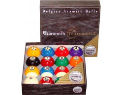 Biliardové gule Aramith US tournament set 57.2mm