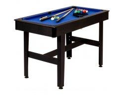 Detský biliardový stôl PLAYPOOL 122x61 BLUE