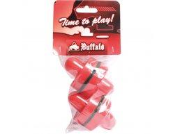 Buffalo odrážače na airhokej 75mm sada 4ks