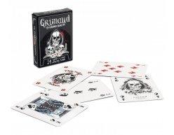 Pokrové karty Cartamundi Death Game