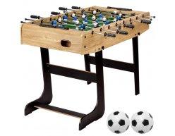 Stolný detský futbal DUKLA Wood skladací