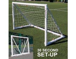 Futbalová bránka Kickster Q-Fold 1,8 x 1,2m