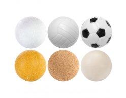 Sada loptičiek na stolný futbal Exclusive Mix 6ks