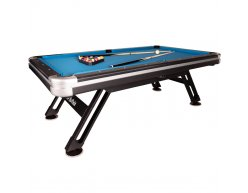 Biliardový stôl Buffalo Glider Metal 7ft