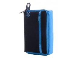 Púzdro na šípky ONE80 D Box, modré/čierne