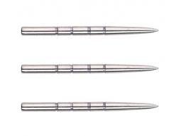 Hroty na šípky Unicorn Finger Grip Standard 35mm steel