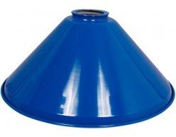 Kryt na biliardovú lampu modrý 37cm
