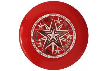 Frisbee UltiPro Five Star Červená