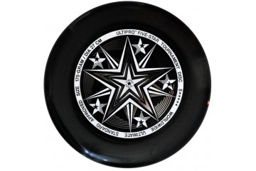Frisbee UltiPro Five Star Čierna