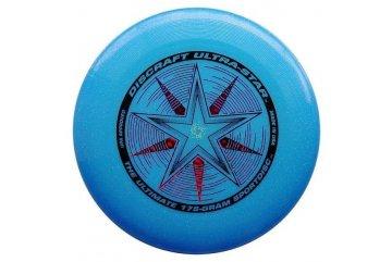 Frisbee Discraft Ultra Star Modrá Sparkle