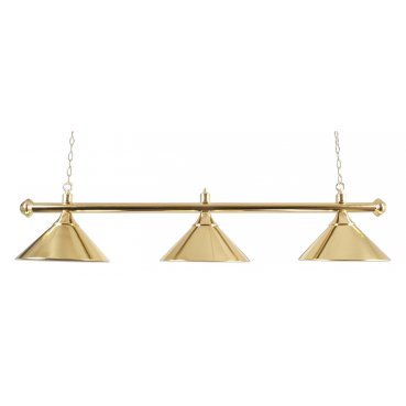 Biliardová lampa De Lux Brass 3