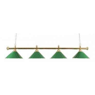 Biliardová lampa De Lux Green 4
