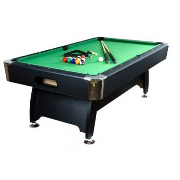 Biliardový stôl Radley Diamond zelený 6ft