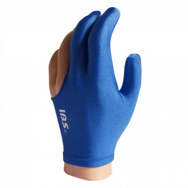 IBS biliardová rukavica modrá univerzálna