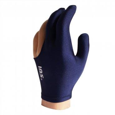 IBS biliardová rukavica tmavomodrá univerzálna