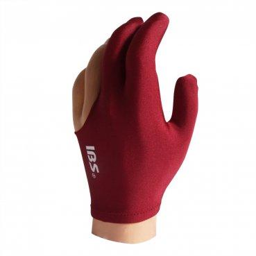IBS biliardová rukavica červená univerzálna