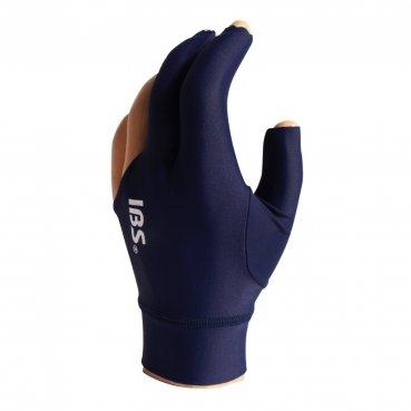 IBS biliardová rukavica Pro tmavomodrá univerzálna