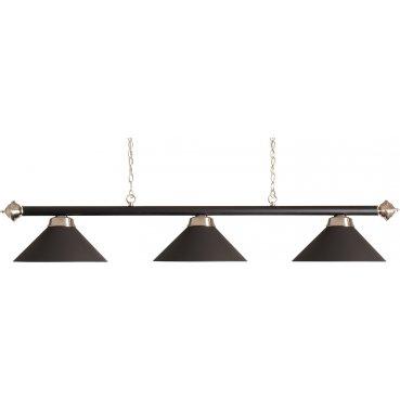 Biliardová lampa Standart Lux Black Matt 3